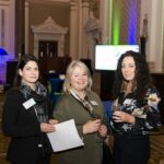 Capitalflow March Event - The Westin - Tracey, AnnMarie