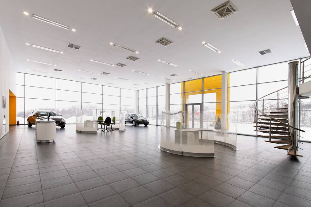 Commercial Property Dublin Car Showroom